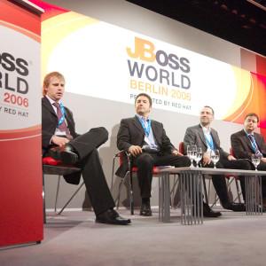 JBoss World Berlin | © franknuernberger.de