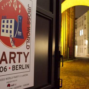 JBoss World Party @ ewerk Berlin | © franknuernberger.de