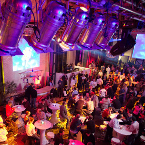 JBoss World Party @ ewerk Berlin | © franknuernberger.de