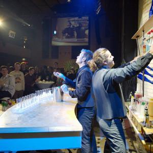 JBoss World Party with TakeTwo Cocktailshow @ ewerk Berlin | © franknuernberger.de