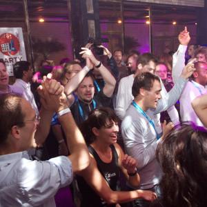 JBoss World Party @ Platform C from ewerk Berlin | © franknuernberger.de