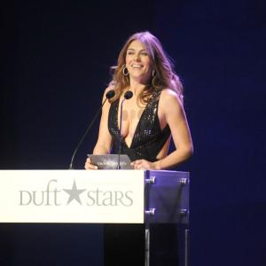 Liz Hurley @ DUFTSTARS - Deutscher Parfumpreis | © www.photocube.de
