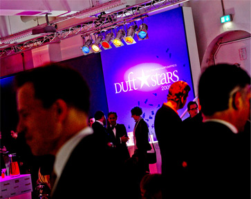 Deutscher Parfumpreis - DUFTSTARS | © Photocube.de