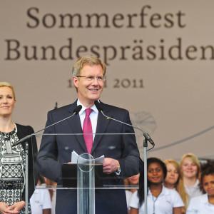Sommerfest des Bundespräsidenten | © photocube.de