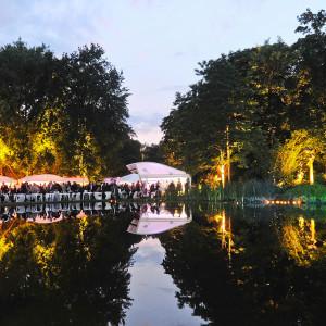 Sommerfest des Bundespräsidenten | Schloss Bellevue | © photocube.de