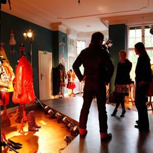 eBay Showhaus | Fashion 2nd-Hand Vintage | © photocube