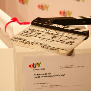 "eBay Showhaus | Tatort ""Tote Hose"" mit Oliver Mommsen | © photocube"
