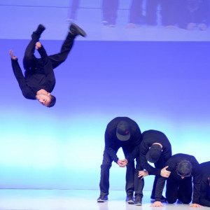 Flying Steps for Schindler Award Ceremony @ Kosmos Berlin | © franknuernberger.de