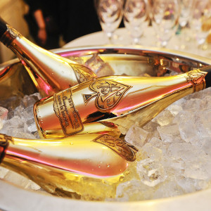 VIP Reception with Armand de Brignac