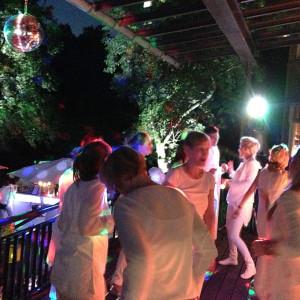 Summer Party White Sensation