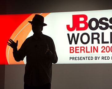 JBoss World Berlin meets RedHat EMEA Summit| © franknuernberger.de