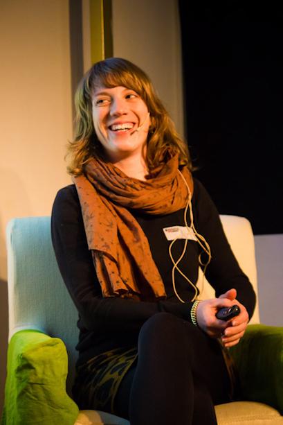 Svenja Teichmann - Digital Media Women - crowdmedia.de