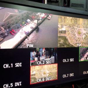 Luftaufnahmen mit der Drohne | 8. Standortkonferenz | Nachnutzung Flughafen TXL | © Gerhard Kassner