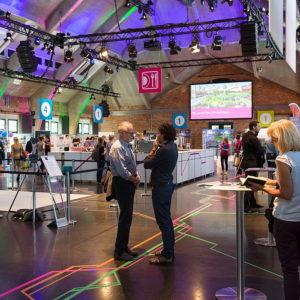 8.Standortkonferenz | Nachnutzung Flughafen TXL | © Gerhard Kassner